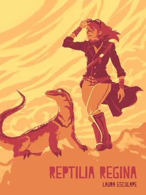 cover image of REPTILIA REGINA